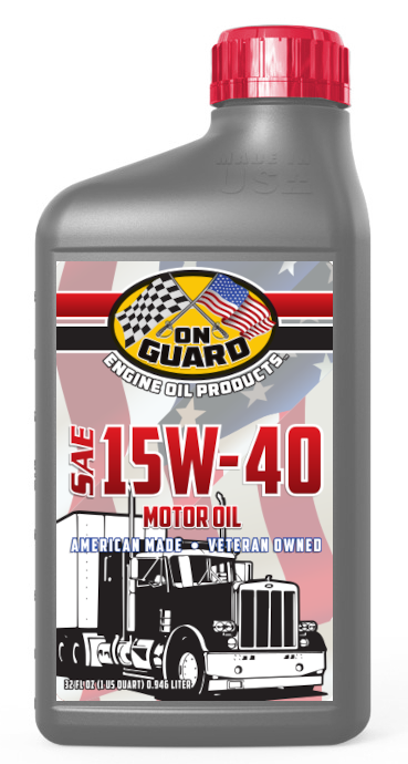 Onguard Engine Oil Inc.